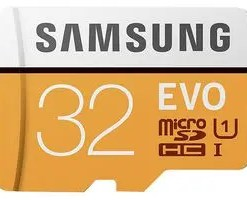 Samsung Evo SD