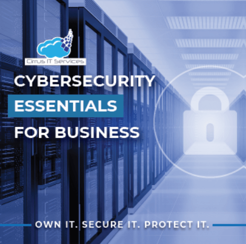 Free Cybersecurity Booklet