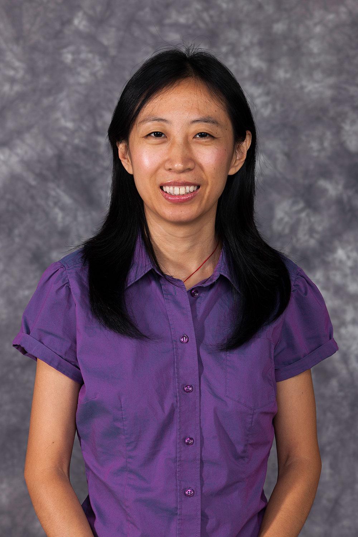 Lian Zhang Portrait
