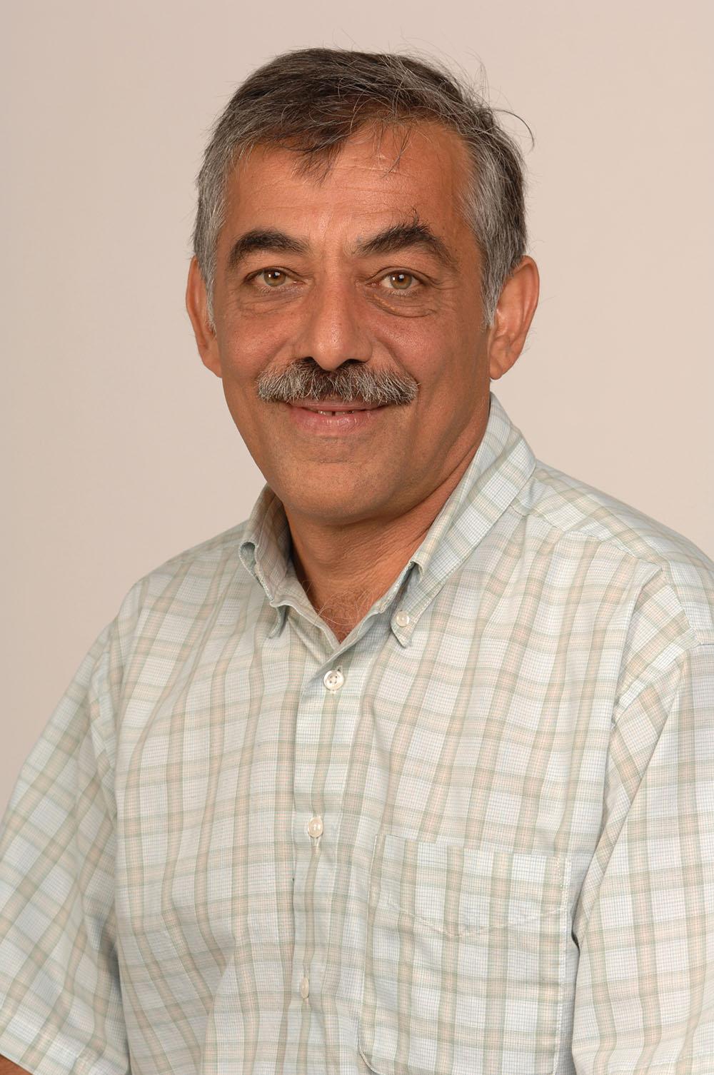 Masoud Milani Portrait