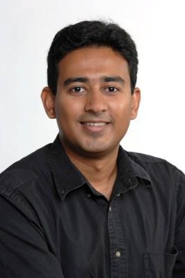 Raju Rangaswami Portrait