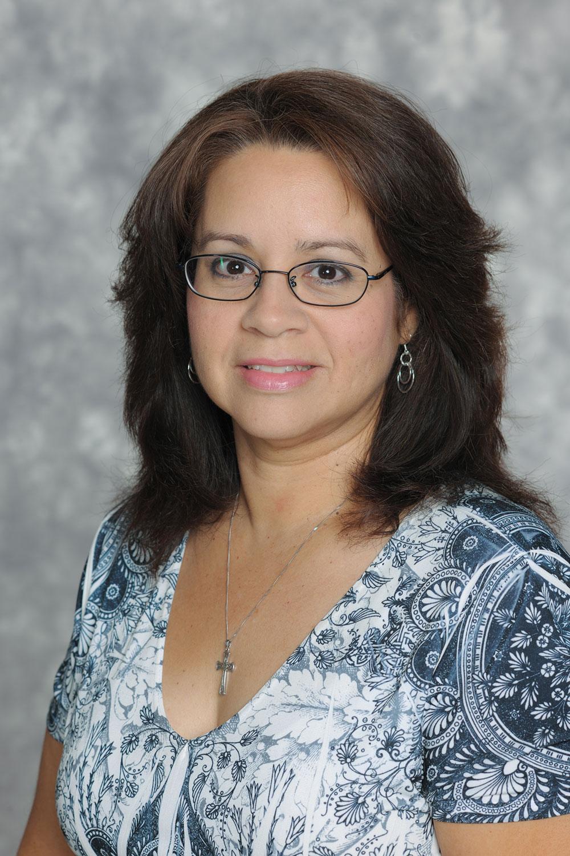 Ruth Suarez Portrait