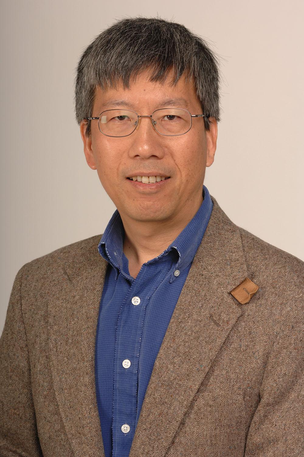 Xudong He Portrait