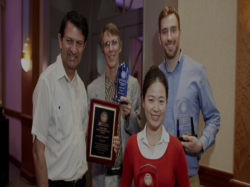 CIS Faculty Awards winners photo