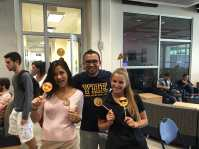 FIU's Upsilon Pi Epsilon Fall 2016 Highlights | School of Computing and Information Sciences 14