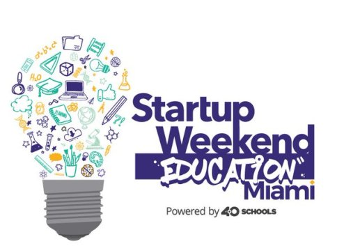 Startup Weekend Education Miami Logo