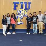 Some fun time that was captured in the ever vibrant Graham Center of FIU.