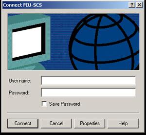 VPN | School of Computing and Information Sciences