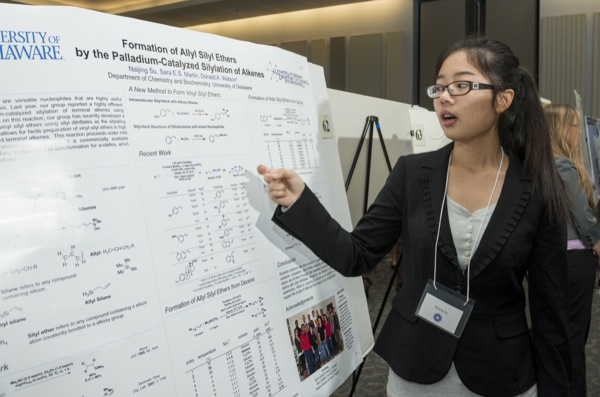 Summer scholars showcase