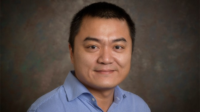 Engineering's Zhang Wins NSF Grant