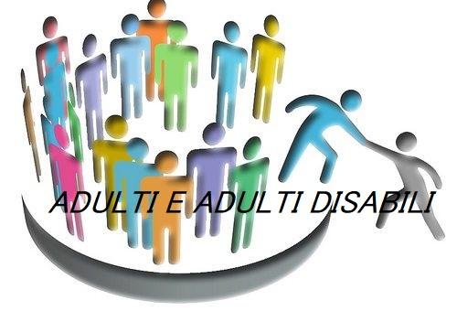 Area adulti, adulti disabili e loro famiglie