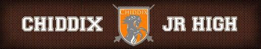 Chiddix Junior High Banner