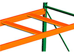 Pallet Rack, Pallet Supports