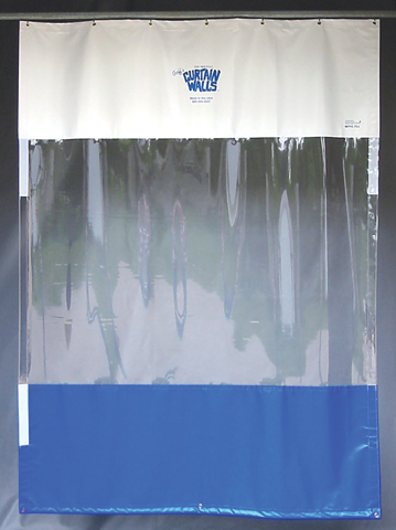 Vinyl Curtain Walls  Plastic curtain wall Goffs