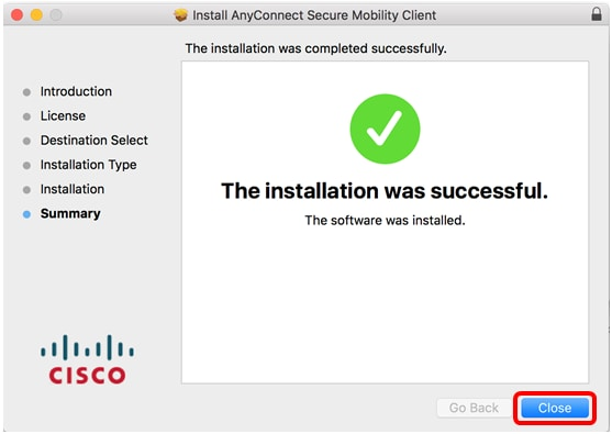 Install Mac OSX AnyConnect Package on Cisco Router and on