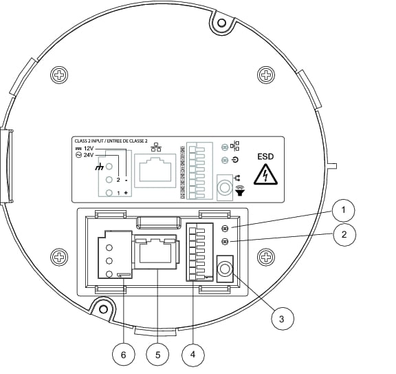 Cisco Video Surveillance 2621 IP Dome User Guide
