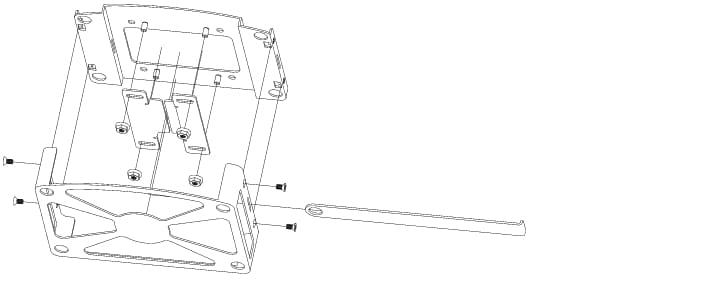 Mounting Kit Assembly Guide for Cisco Digital Media