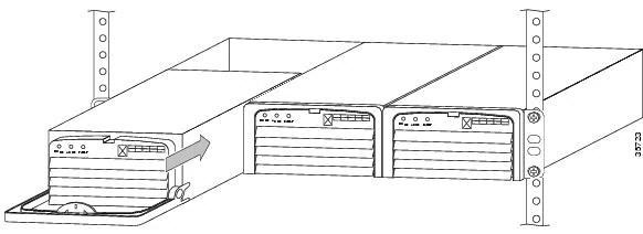 2400W AC-Input Power Shelf for the Cisco uBR10012