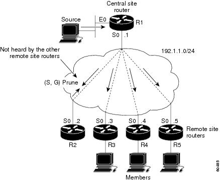Using IP Multicast Over Frame Relay Networks Cisco