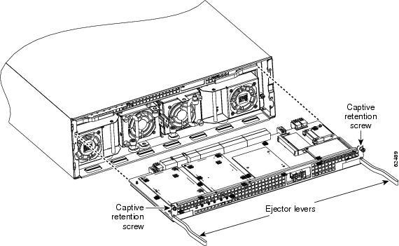 Installing Advanced Integration Modules in Cisco 2600