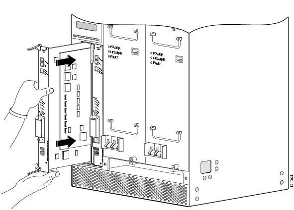 Cisco uBR10012 Universal Broadband Router Performance