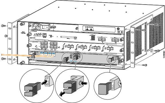 Cisco 7600 Series Router SIP, SSC, and SPA Hardware