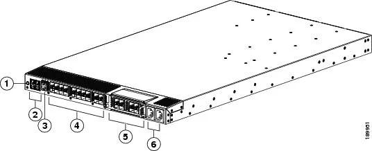 Cisco Nexus 5000 Series Hardware Installation Guide