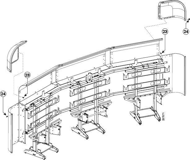 Cisco TelePresence System 3010 Assembly, Use & Care, and