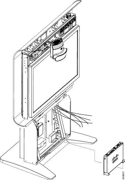 Cisco TelePresence System TX1300 47 Installation, First