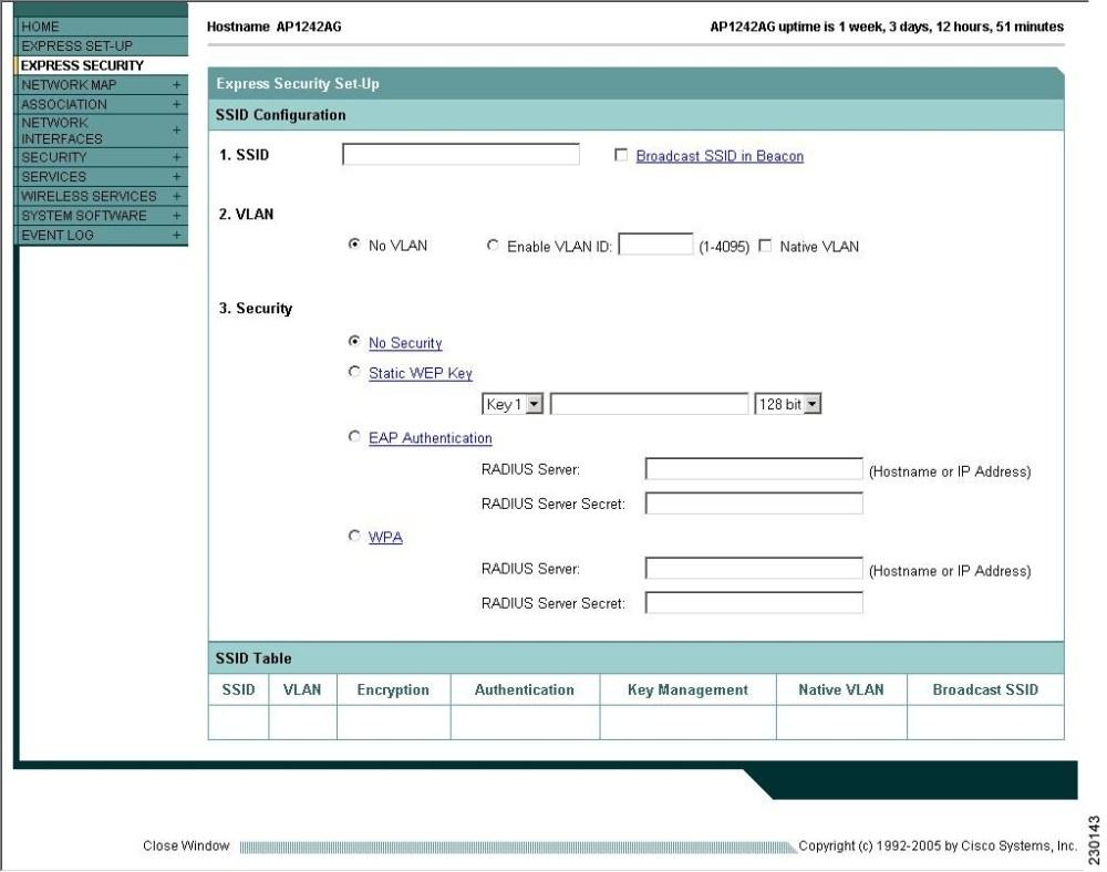 medium resolution of understanding express security settings