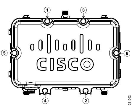 Cisco Aironet 1520 Series Outdoor Mesh Access Point