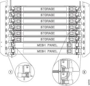 Installing Cisco ONS 15454PP4SMR Patch Panel  Cisco