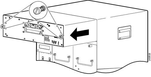 Cisco uBR10012 Universal Broadband Router Fan Assembly