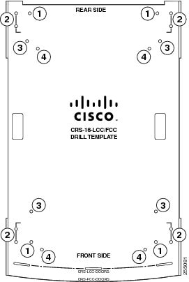 Cisco CRS Carrier Routing System 16-Slot Line Card Chassis