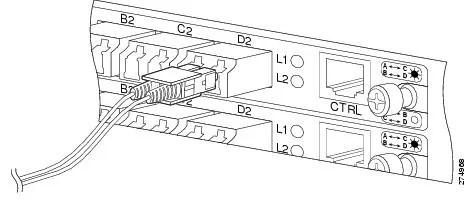Fiber Optic Lc Connector Mini GBIC Fiber Connector Wiring