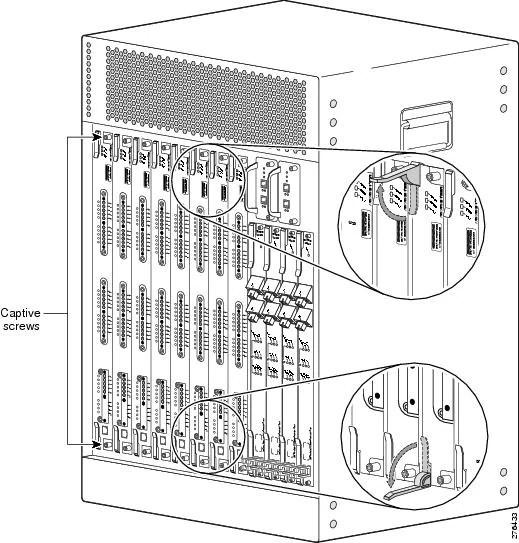 Cisco UBR-MC20X20V Cable Interface Line Card Hardware