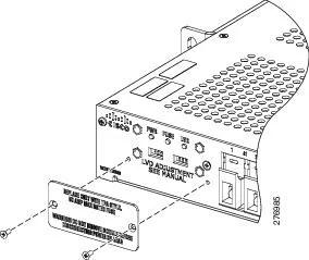 Installing the Cisco ONS 15454-FAP-LVD2 Fuse Alarm Panel