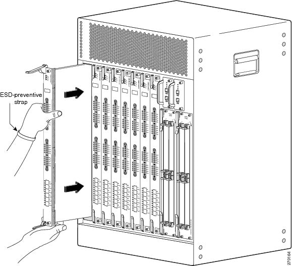 Cisco uBR-MC3GX60V Cable Interface Line Card Hardware