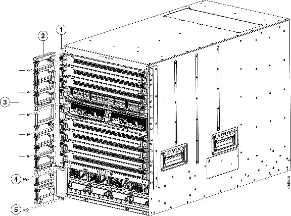 Cisco Nexus 7710 Switch Site Preparation and Hardware