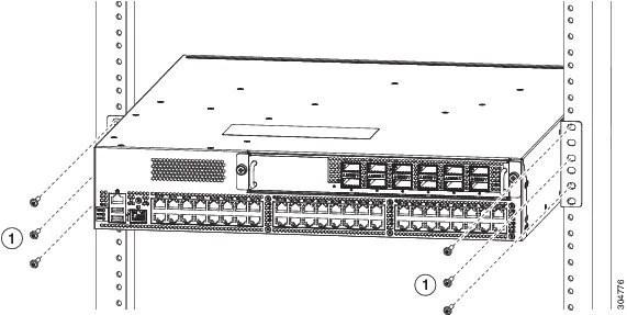 Cisco Nexus 9396TX ACI-Mode Switch Hardware Installation