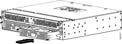 Installation Note for the Cisco ME 3600X-24CX Switch Power
