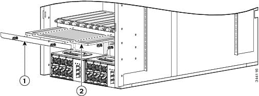 Cisco CRS Carrier Routing System 8-Slot Line Card Chassis