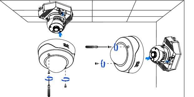 Cisco Video Surveillance 6020 IP Camera Installation Guide