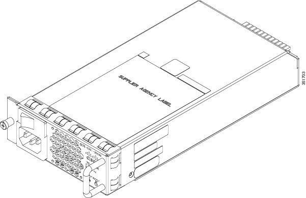 Cisco MDS 9250i Multiservice Fabric Switch Hardware