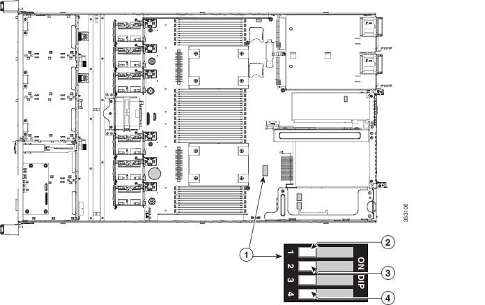 Cisco UCS C220 M4 Server Installation and Service Guide