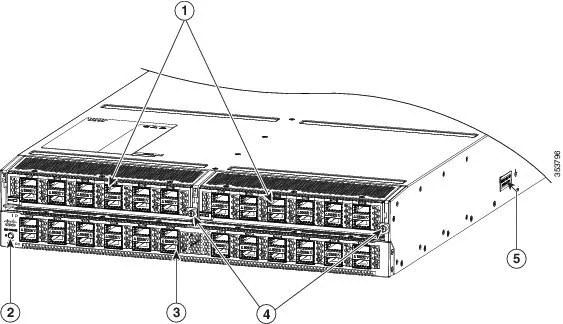 Cisco Nexus 5600 Series Hardware Installation Guide