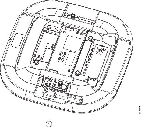 Cisco Aironet Hyperlocation Antenna (AIR-ANT-LOC-01