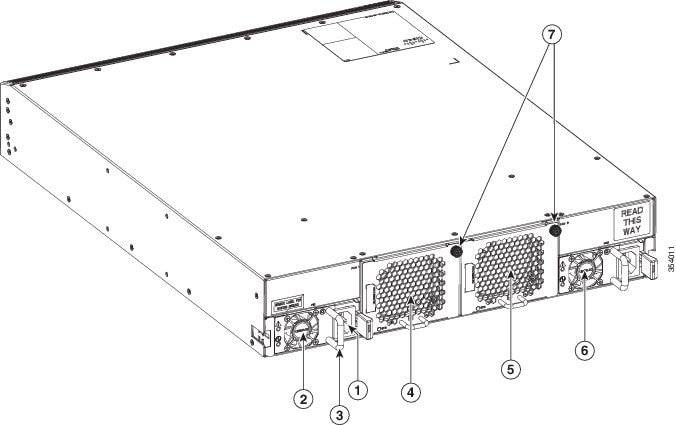 Cisco MDS 9396S Multilayer Fabric Switch Hardware