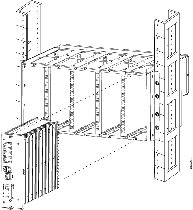 Catalyst Digital Building Series Switch Hardware