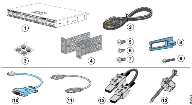 Cisco Catalyst 9200 Series Switches Hardware Installation